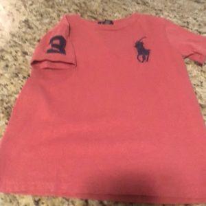 Polo t-shirt boys size 6